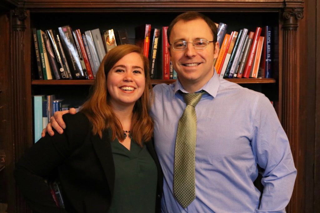 Two Yale grad students selected for Rosenthal Fellowship in International Relations