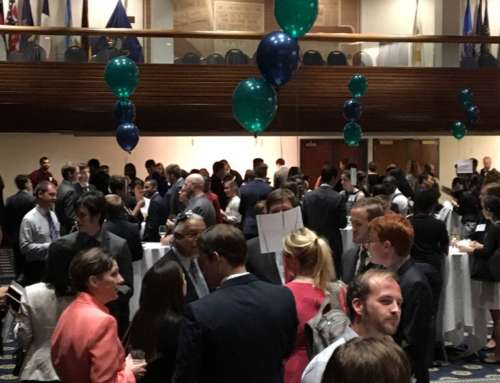 2018 Career Reception Connects Schools and Employers