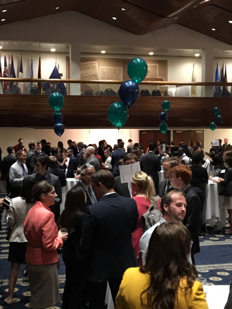 Career Reception Connects Schools and Employers
