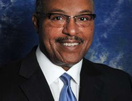 GSPIA Alumnus Randy Brockington Honored with the Lucchino Distinguished Service Award