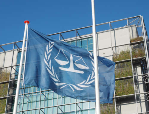 INTERNATIONAL CRIMINAL COURT MOOT TEAM COMPETES IN THE HAGUE