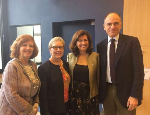 Deans Celebrate Annual Meeting in Paris