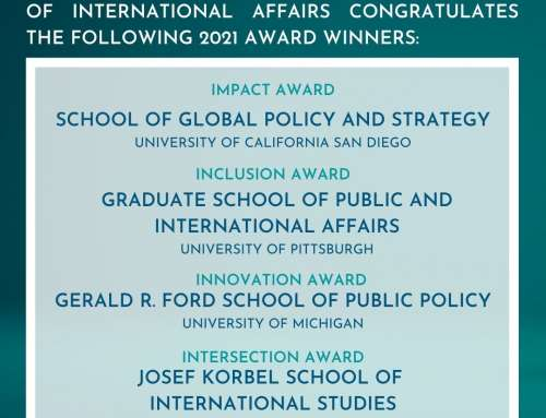APSIA Celebrates with Inaugural Awards